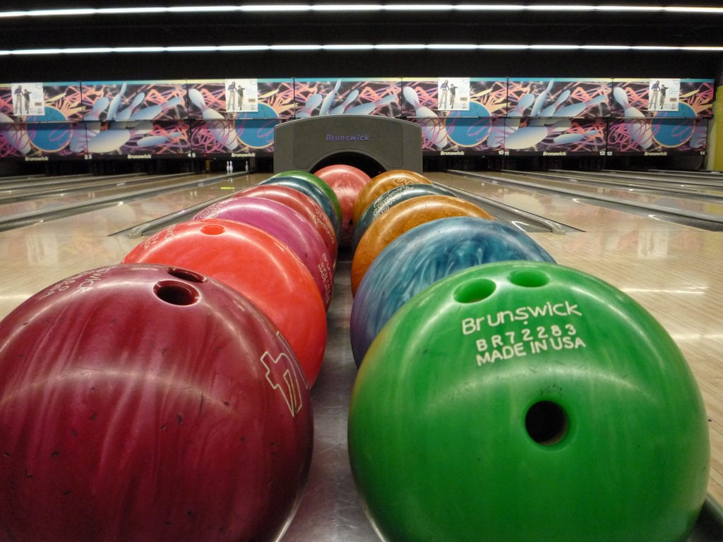 bowling ball cost