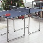 JOOLA Midsize Table Tennis Table Review: Great for Small Spaces and Apartments