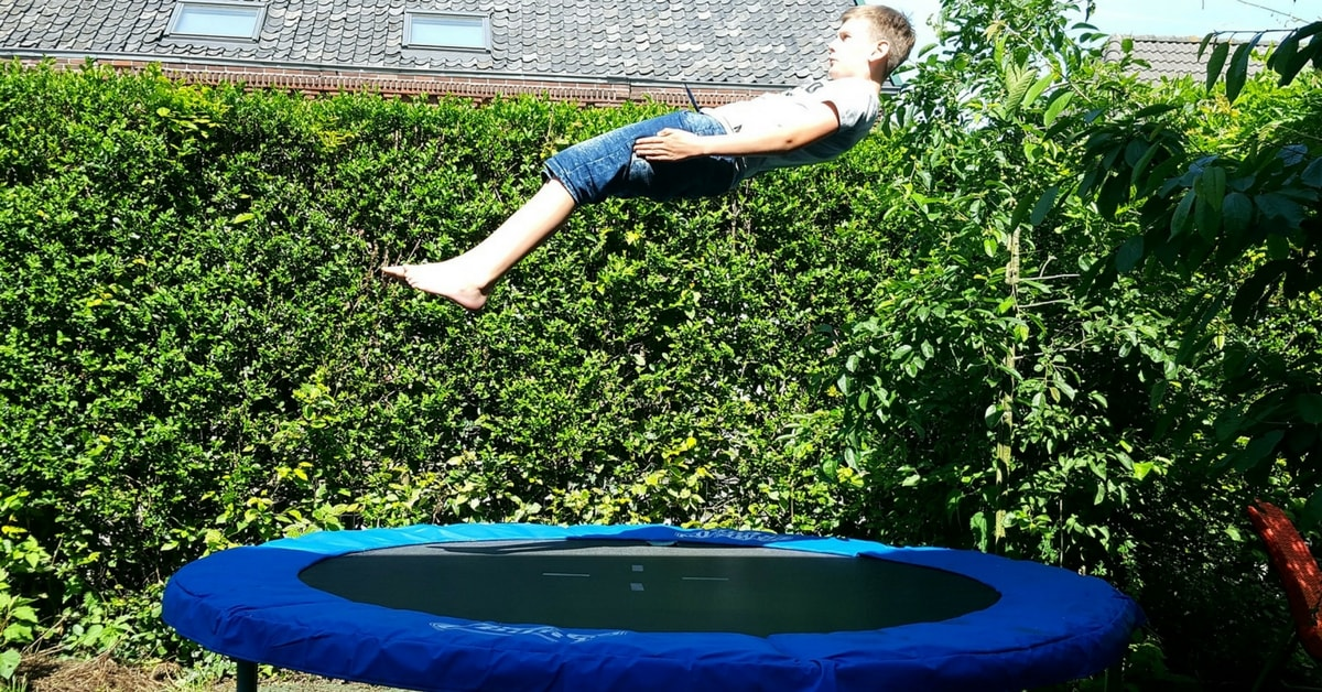 How to Measure Trampoline
