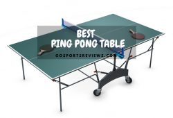 Best Ping Pong Table for 2018: Top Rated Ping Pong Table for the Money