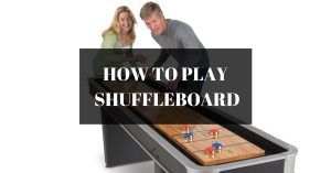 How To Play Shuffleboard? Tips and Tricks of Winning Shuffleboard!!
