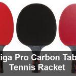 STIGA Pro Carbon Table Tennis Racket Review