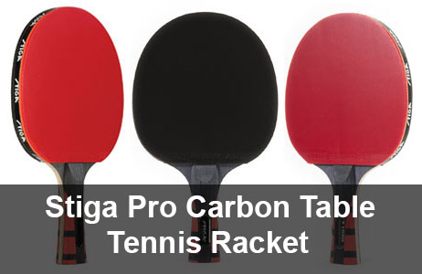 STIGA Pro Carbon Table Tennis Racket Review