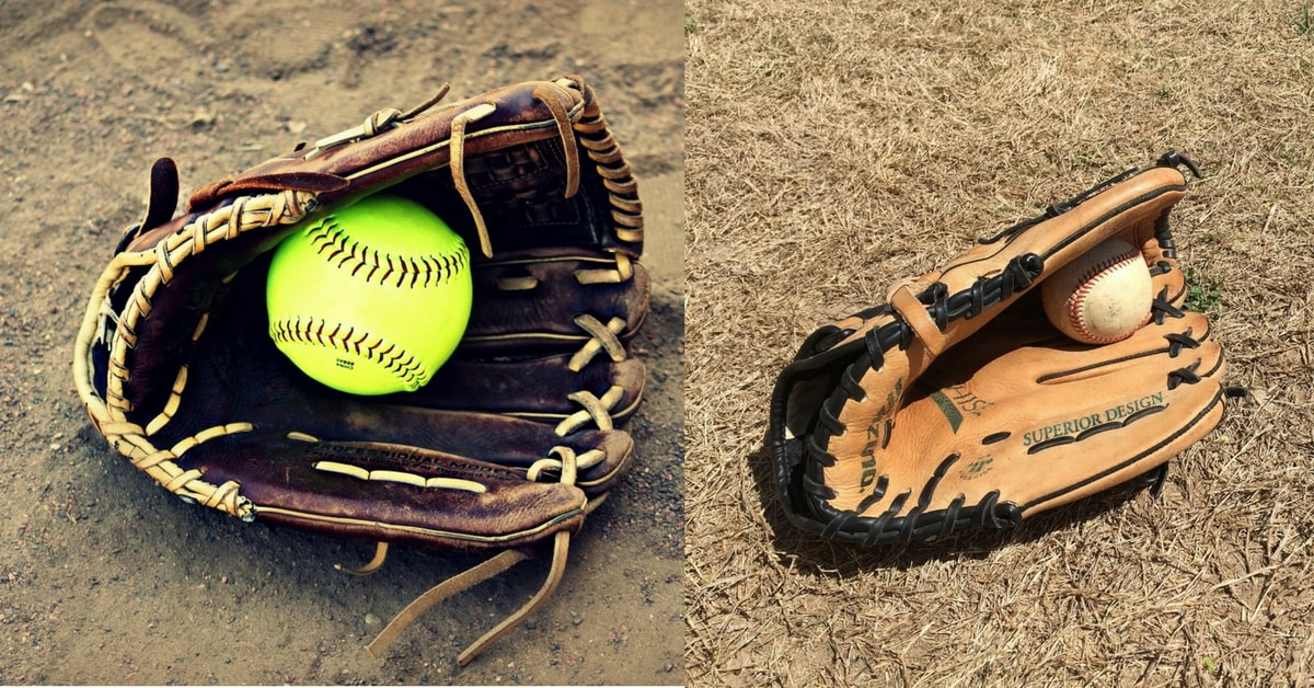 Difference between Softball and Baseball