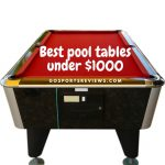 Four Well-Made Pool Tables Under $1000