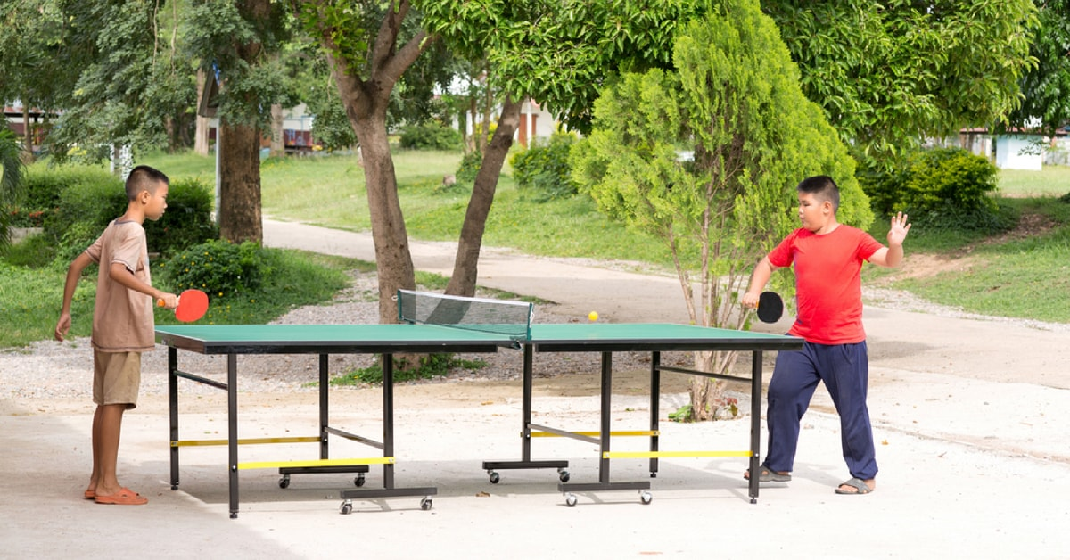 Table Tennis Mistakes