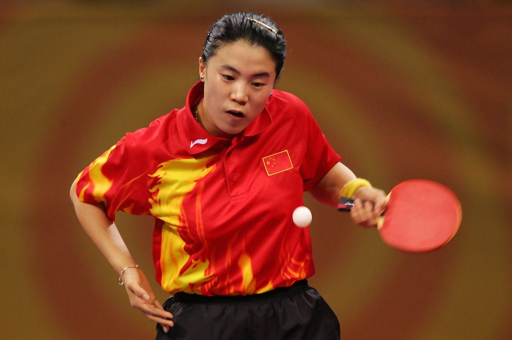 greatest table tennis players