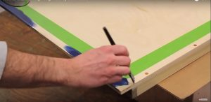 how to make ping pong table