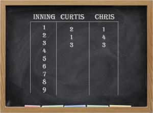 How to play baseball darts?