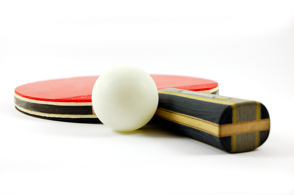 HOW TO CHOOSE A PING PONG PADDLE